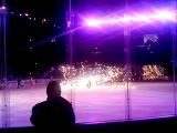 Танец после хоккея